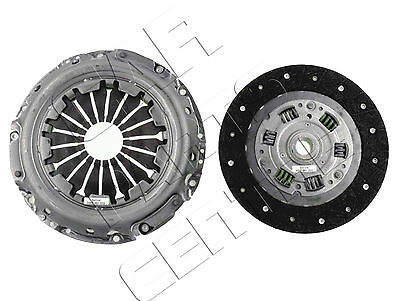 FOR RENAULT GRAND SCENIC MK2 1.6 2004-2009 PETROL 2 PIECE CLUTCH COVER DISC KIT