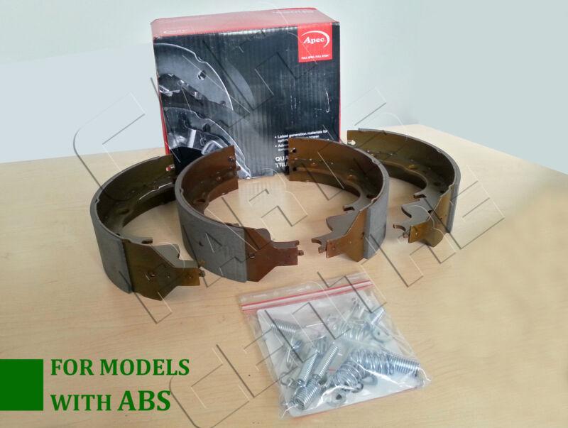 FOR LDV CONVOY 2.4TD 2.5TD DIESEL REAR BRAKE SHOES FITTING KIT LBU9827 ABS MODEL