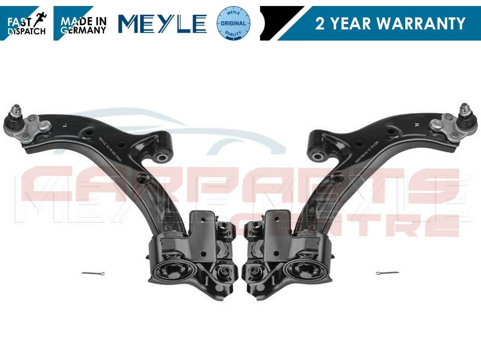 Suspension Control Arm and Ball Joint Assembly Front Right Lower fits 2012 CR-V