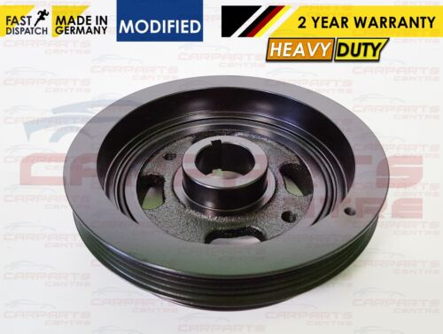 FOR SUZUKI JIMNY 1.3 16V 4X4 4WD NEW CRANKSHAFT CRANK PULLEY TVD OE QUALITY