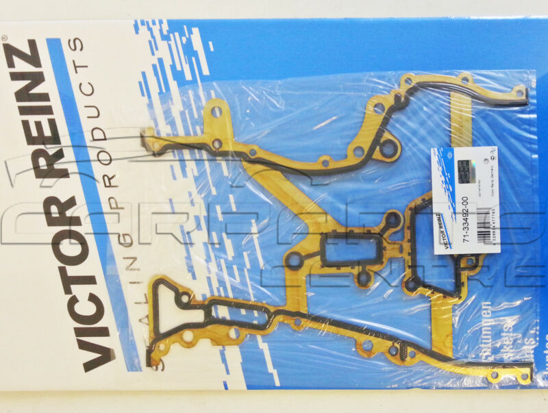 FOR VAUXHALL CORSA ASTRA MERIVA AGILA TIGRA TIMING CHAIN COVER GASKET SEAL NEW