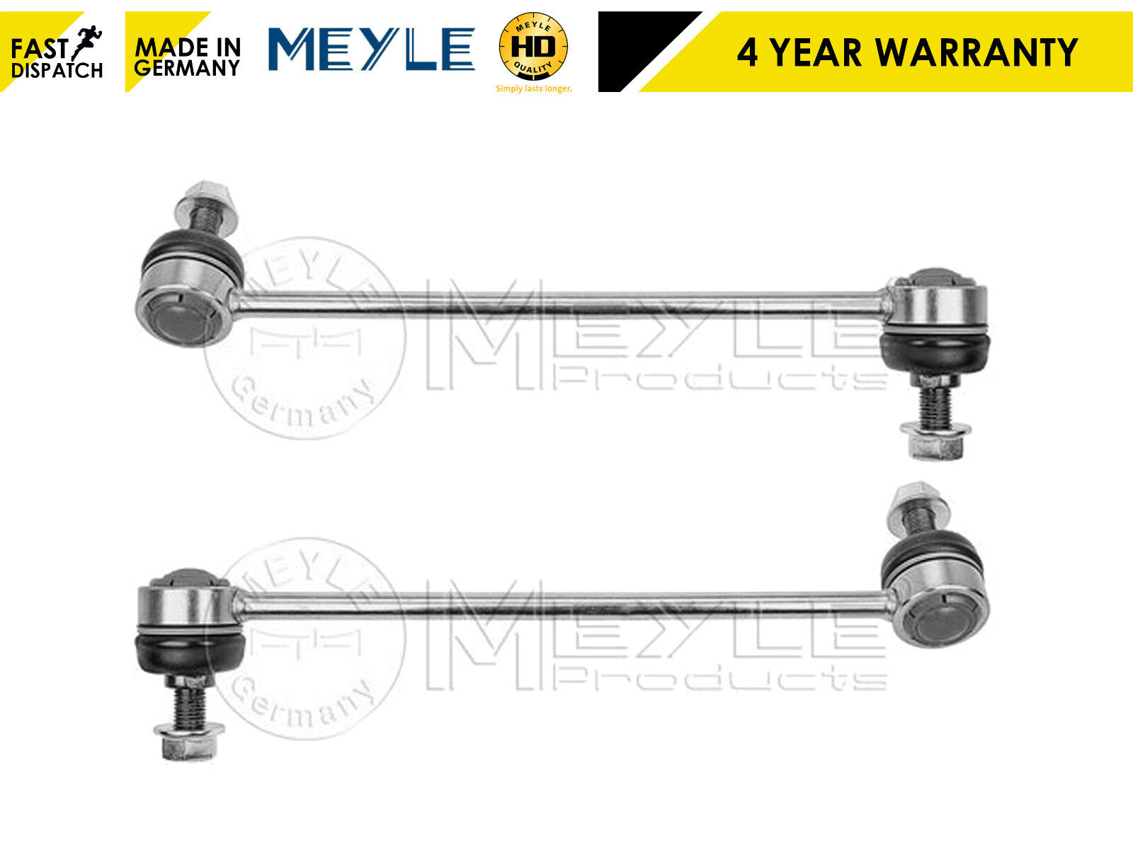 RIGHT FOR VOLVO MODELS *NEW* REAR ANTI-ROLL STABILISER DROP LINK ROD LEFT