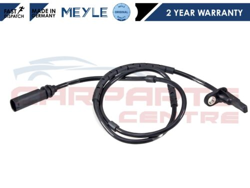 BMW REAR RIGHT OR LEFT ABS SENSOR