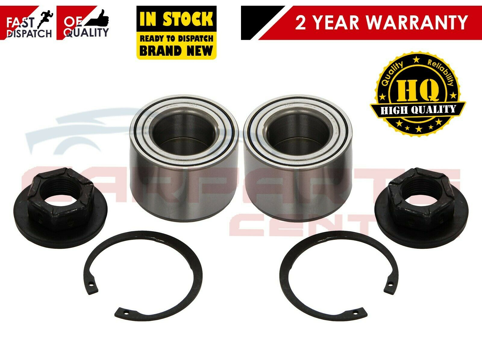 FORD FOCUS MK1 1.4 1.6 1.8 2.0 REAR WHEEL BEARING KIT 1998/>2005 *BRAND NEW*