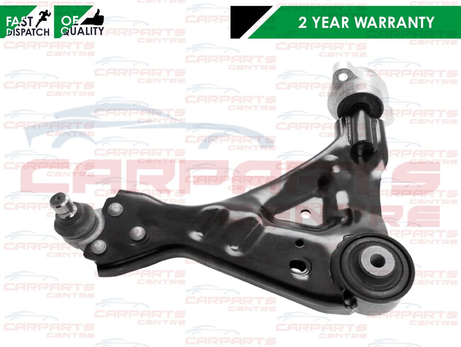 FOR MERCEDES VITO VIANO W639 FRONT LOWER LEFT WISHBONE CONTROL ARM BUSH 10-14 LH