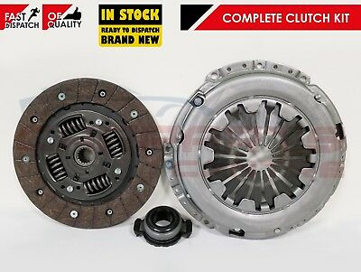 FOR MINI COOPER 1.6 W10 PETROL OE QUALITY CLUTCH COVER DISC BEARING KIT 01-04