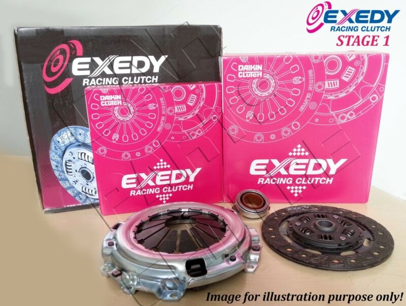 FOR MAZDA RX8 EXEDY RACING ORGANIC STAGE 1 ONE CLUTCH 2.6 SE3P 6 SPEED MANUAL