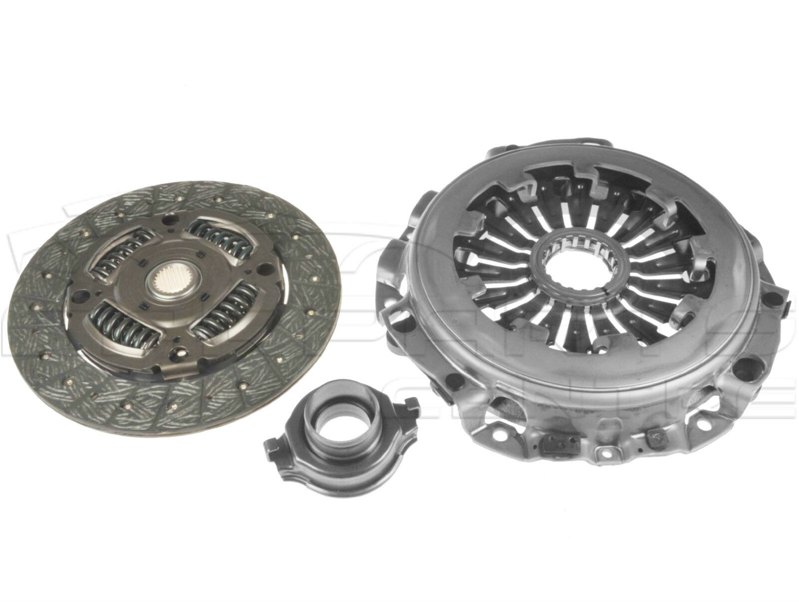 Subaru Legacy: Checking the clutch function
