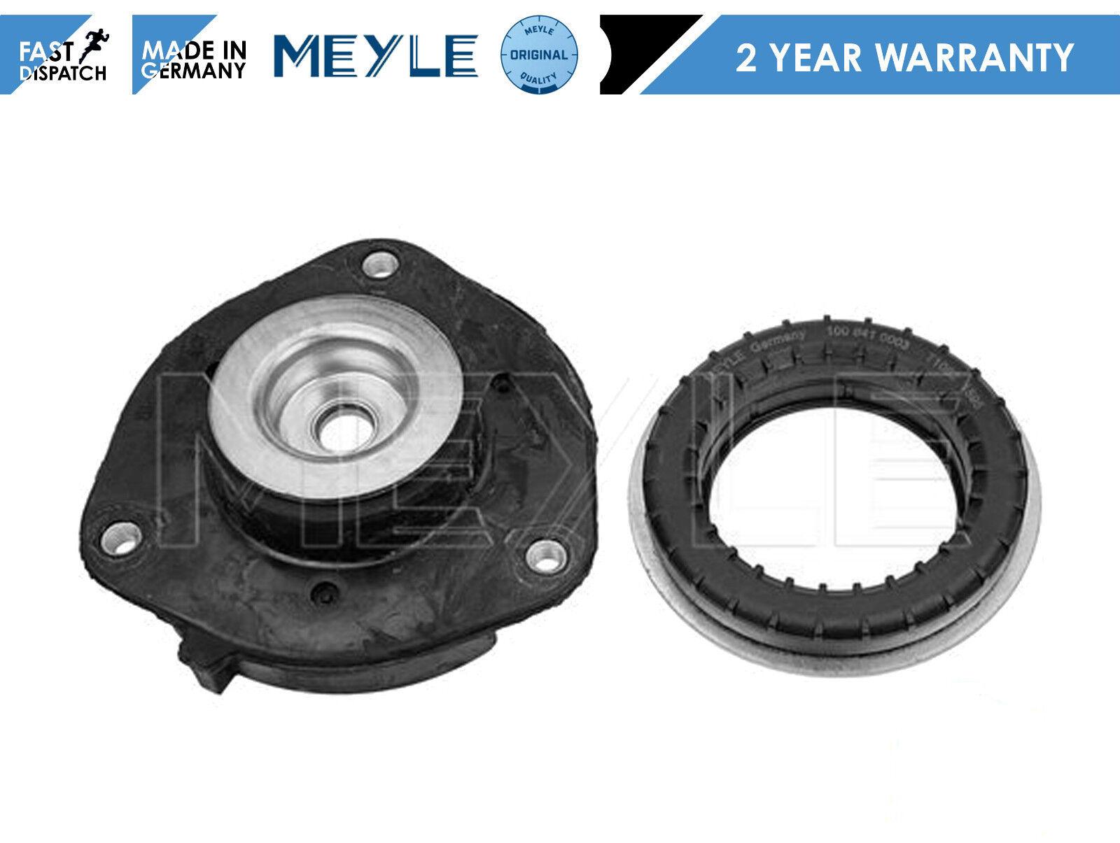 Meyle Top Strut Mount Mounting /& Bearing  Front Suspension 100 412 0000//S