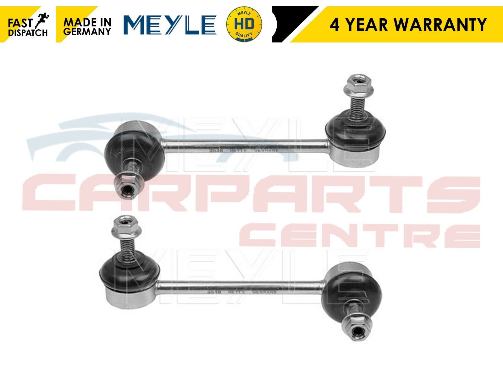 MERCEDES C220 Anti Roll Bar Link Rear Left 1.8 2.2D 00 to 08 Stabiliser Quality