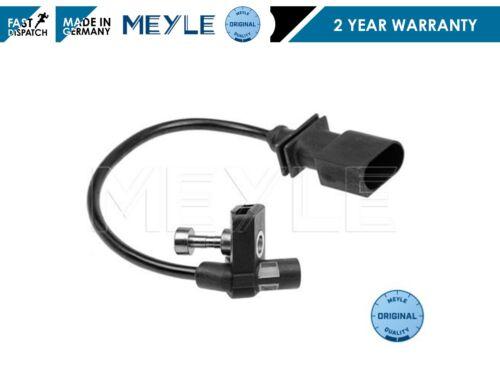 FOR BMW 5 SERIES E60 E61 2003- CRANK SHAFT CRANKSHAFT SENSOR 13627809334 MEYLE