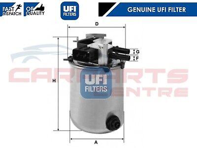 Motaquip LVFF795 Fuel Filter for Nissan Qashqai X-Trail