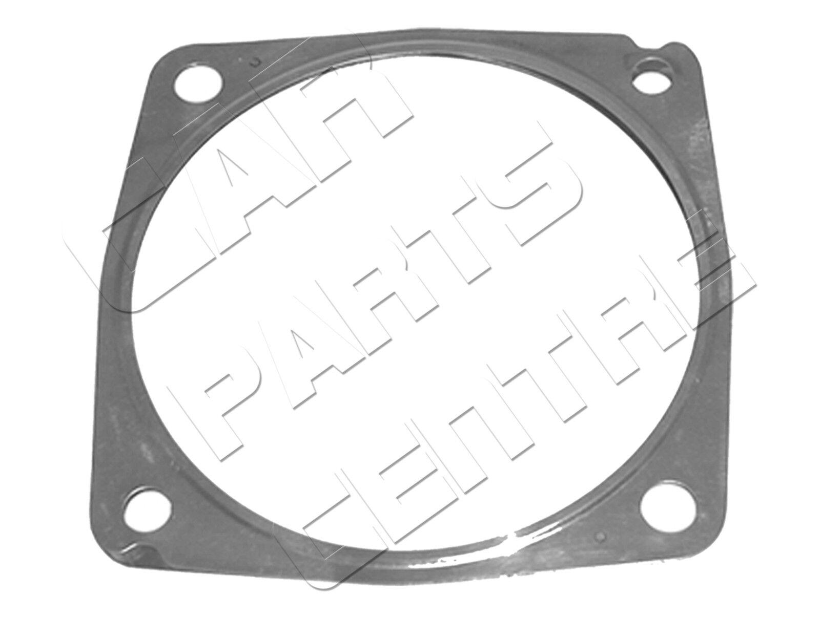 FOR PEUGEOT 307 2.0 HDi FRONT EXHAUST CATALYTIC CONVERTER 110 Bhp DIESEL GASKET