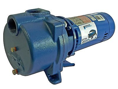 Goulds Gt10 Irri-gator Centrifugal Pump - 1 Hp - New-in-box