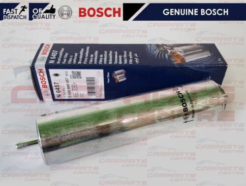 FOR BMW 5 SERIES E60 E61 525d 530d 535d BOSCH DIESEL FUEL FILTER 13327811227