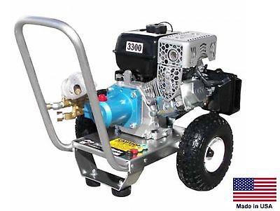Pressure Washer Portable - Cold Water - 2.5 Gpm - 3300 Psi - 5.5 Hp Honda Pcati