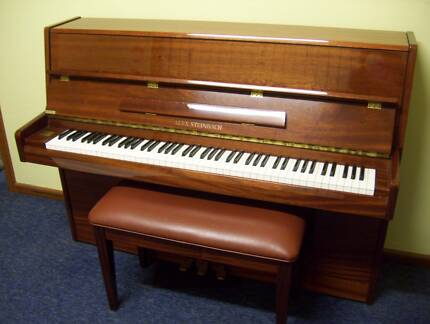 Alex Steinbach upright piano Padstow Bankstown Area Preview