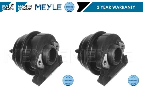 FOR PORSCHE 911 2x ENGINE MOUNTS MOUNTING PAIR MEYLE GERMANY 94437504204