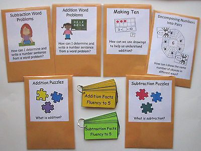 Teacher Made Math Common Core Resource Games Operations   Algebraic Thinking