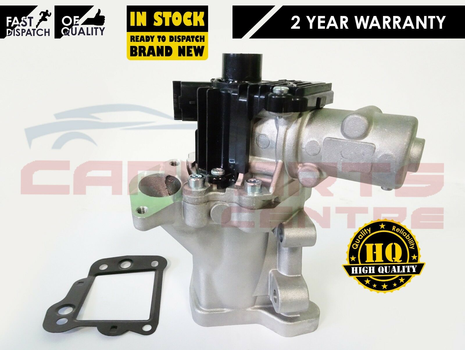 Details about FOR LAND ROVER FREELANDER 2 L359 RANGE ROVER EVOQUE L538 2 2  DIESEL EGR VALVE