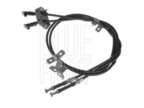 FOR MAZDA 6 GH 1.8 2.0 2.5 REAR HAND BRAKE CABLE LEFT RIGHT ONE PIECE 08- SALOON