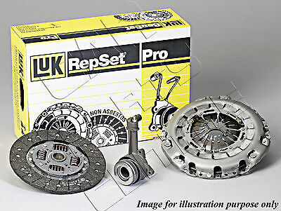 FOR SSYANGYONG REXTON 2.7 Xdi LUK CLUTCH COVER DISC RELEASE BEARING KIT 04-03/07