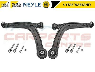 FOR FIAT 500 500C 07- FRONT LOWER LEFT RIGHT SUSPENSION WISHBONE ARM ARMS