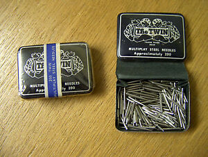 78 Gramophone needles - NEW