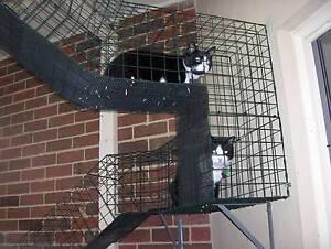 ***CAT TOWERS & TUNNEL**  FREE MEASURE & QUOTE *** Preston Darebin Area Preview