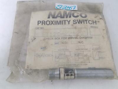 Namco Proximity Switch Et120-22420 Nib