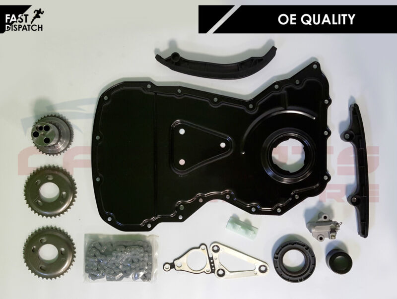 FOR TRANSIT RELAY DUCATO BOXER DEFENDER 2.2 HDI TDCI TIMING CHAIN COVER PAN KIT