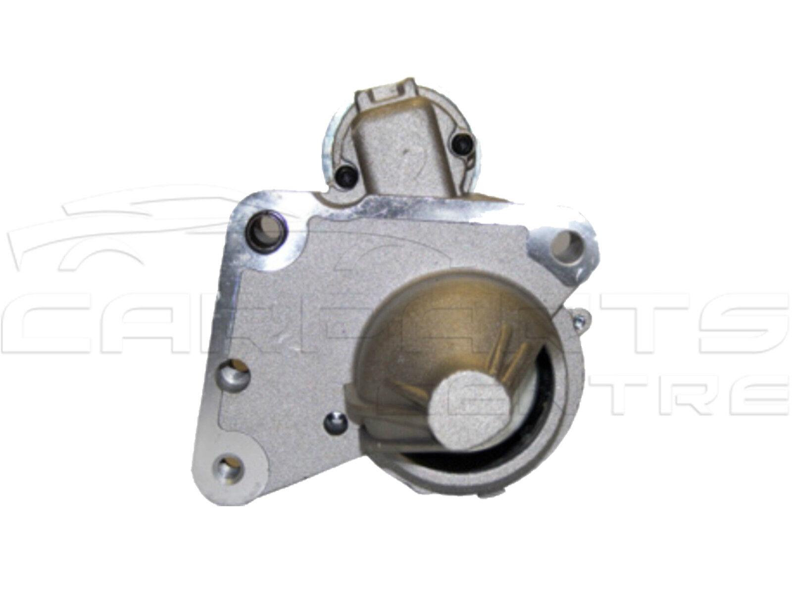9864UK Fits CITROEN Xsara Picasso 1.6 HDi Starter Motor 2004-On