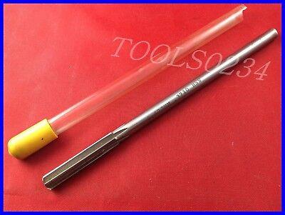 Nos Morse .3710 Hss Chucking Reamer Straight Flute Shank List 533 Usa