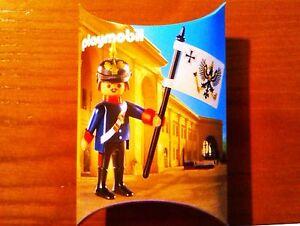 Playmobil-30794863-Soldado-prusiano-con-bandera-nuevo-Edicion-limitada