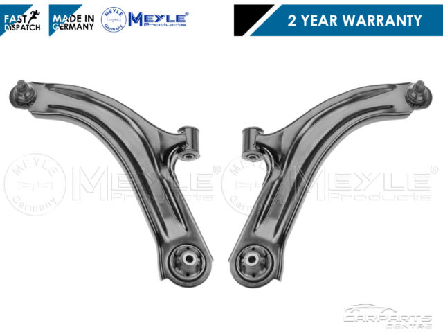 FOR NISSAN MICRA K12 FRONT LEFT RIGHT LOWER SUSPENSION WISHBONE CONTROL ARM ARMS