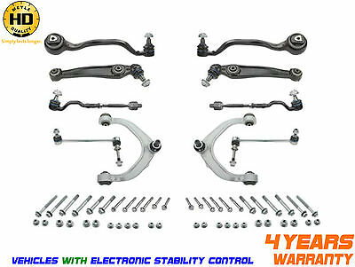 FOR BMW X5 E70 FRONT REAR LOWER SUSPENSION CONTROL ARMS LINKS TRACK RODS MEYLE