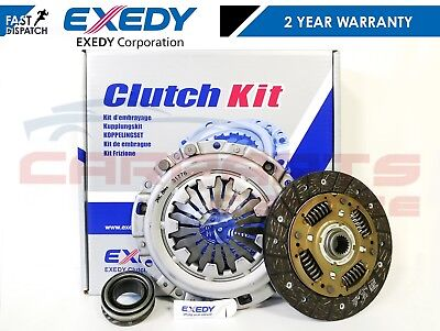 FOR HYUNDAI GETZ 1.1 3PC EXEDY CLUTCH COVER DISCS BEARING KIT 2002-2009