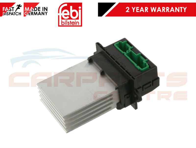 FOR CLIO MEGANE TWINGO GRAND SCENIC HEATER BLOWER MOTOR RESISTOR 7701207718