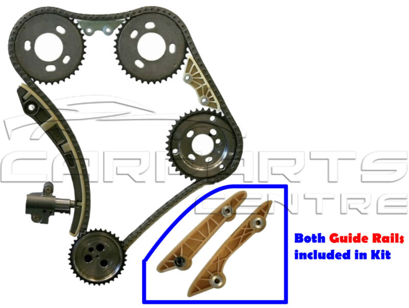 FOR Ford Transit Mondeo 2.2 2.0 2.4 Tdci Tddi Tdi Di Timing Chain kit Gears