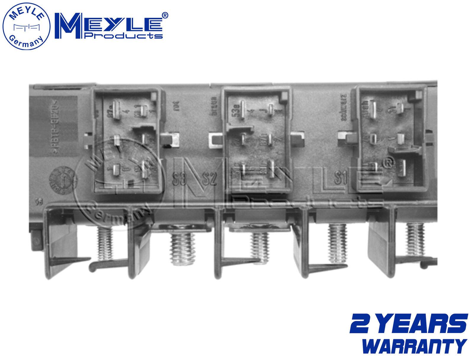 For Vw Audi Skoda Fuse Box 12v Brand New Meyle Germany 8l0941822a German 8l0 941 822 A