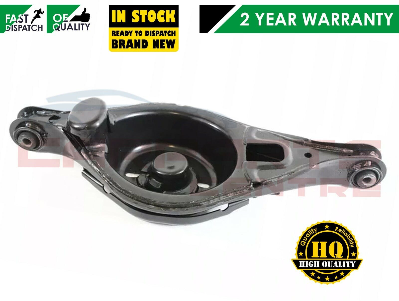 Wishbone Suspension Arm fits MAZDA 6 GG 1.8 Front Lower 02 to 07 Track Control