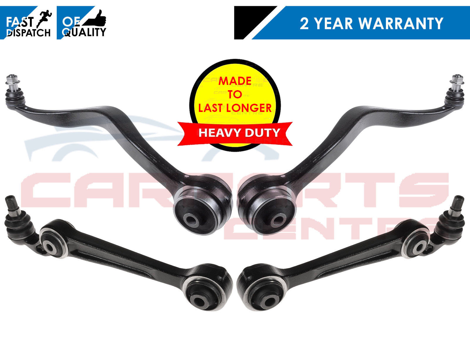 Peugeot 206 2.0TD FRONT LOWER WISHBONE TRACK CONTROL ARMS