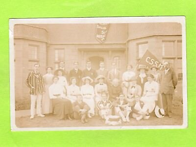 CSSM Childrens Special Service Mission RP pc unused J Ropbson Alnwick Ref E144