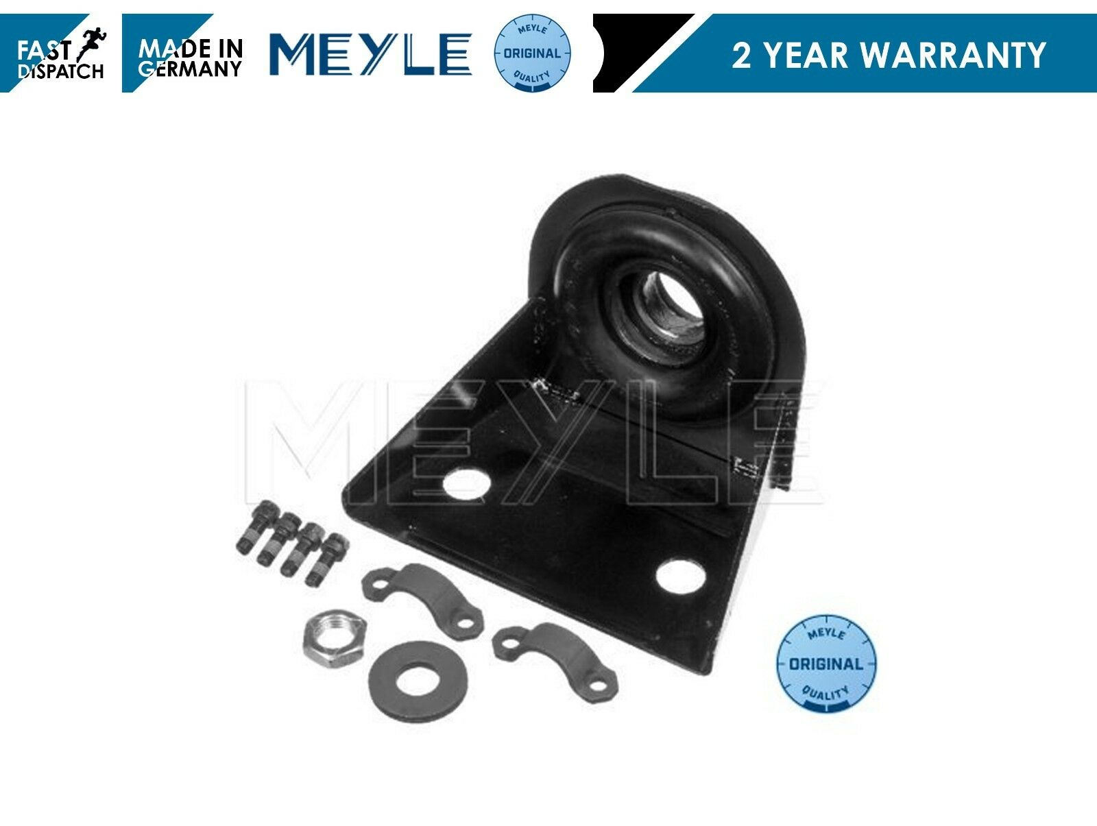 FOR MERCEDES M CLASS W163 MEYLE ENGINE COOLING COOLANT WATER PUMP 6112001201