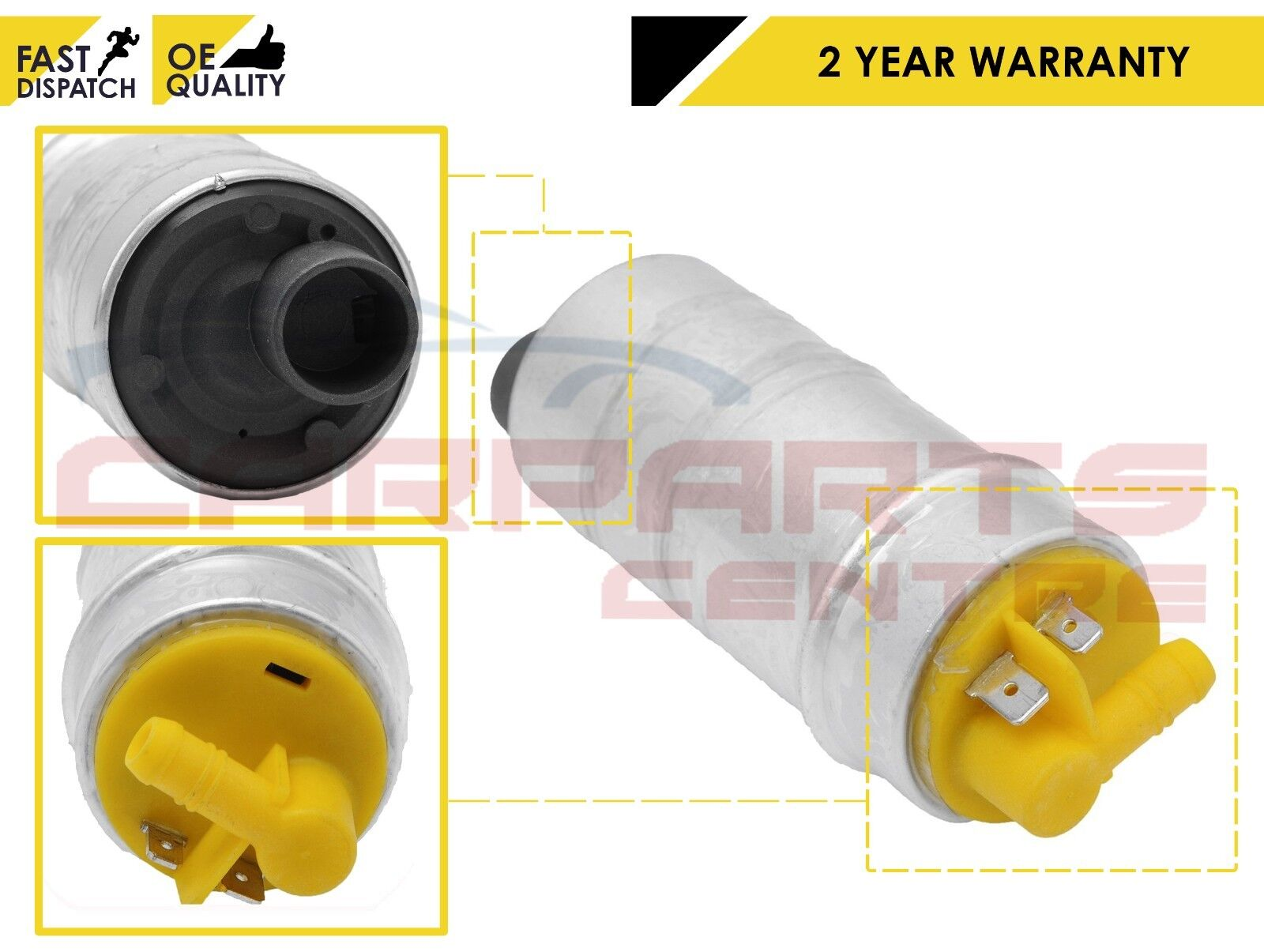 Brand New Fuel Pump for BMW 5 Series