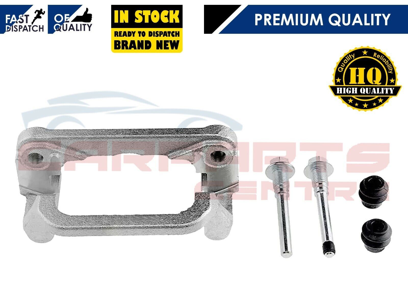 FOR NISSAN XTRAIL X-TRAIL T30 T31 REAR PASSENGER SIDE BRAKE CALIPER WITH CARRIER