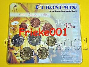 Duitsland-Allemagne-2002-Euronumix-Wenen-set-69-222