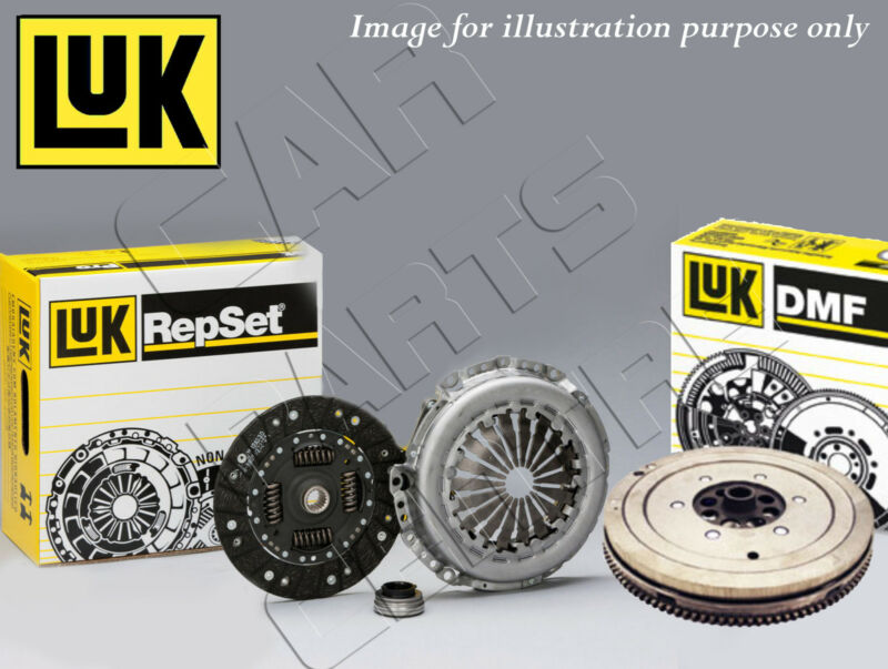 FOR TOYOTA AVENSIS 2.2 D4D DIESEL CLUTCH KIT & DUAL MASS FLYWHEEL 05-08 ADT251