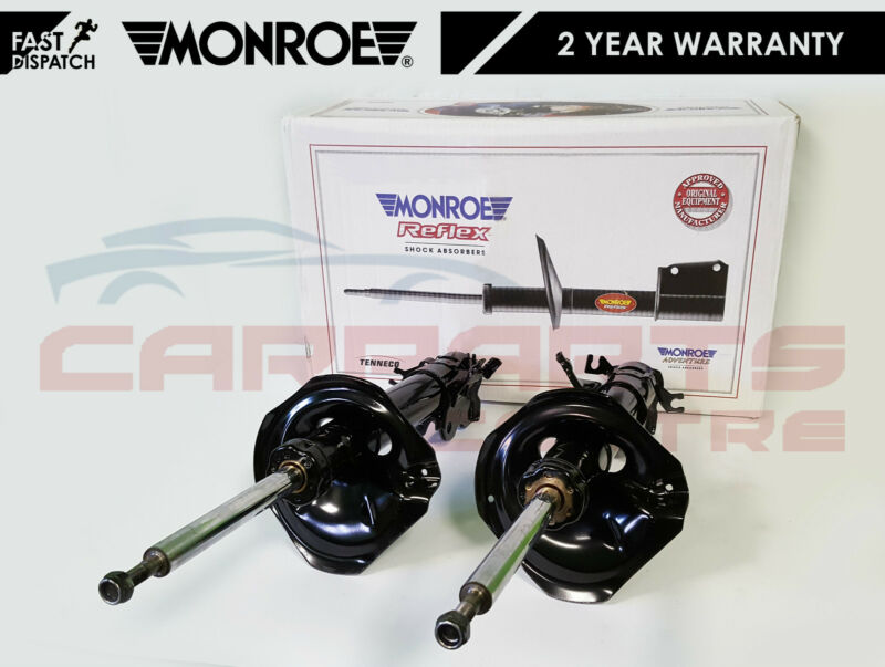 FOR NISSAN XTRAIL X-TRAIL T30 2.0 2.2 DCi FRONT MONROE SHOCK ABSORBER SHOCKERS