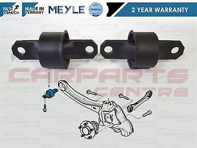 FOR FORD FOCUS MK1 ALL MODELS REAR TRAILING ARM BUSH MEYLE GERMANY TOP QUALITY